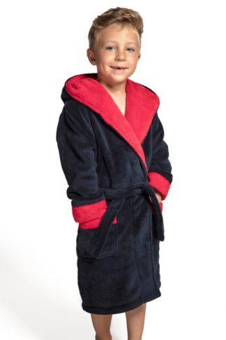 Unisex dětský hřejivý župan Envie