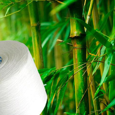 bambusové vlákno
